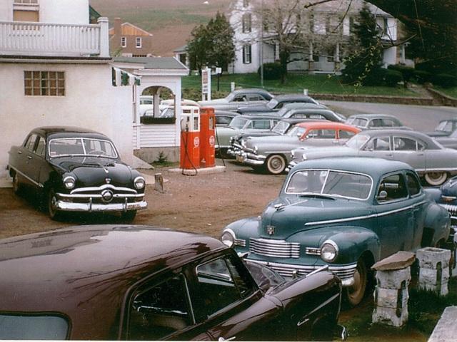 Ferndale Inn 1951